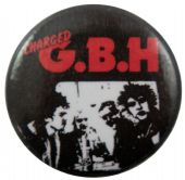 G.B.H. - 'Group' Button Badge